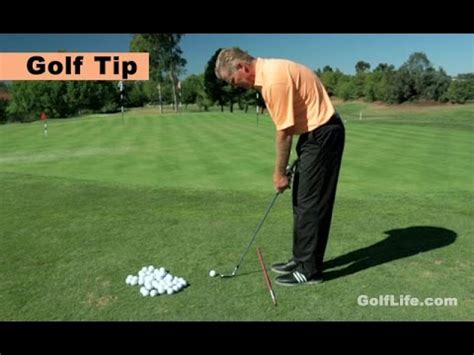 golf swing plane tips shawn cox shows you the proper swing plane for your short