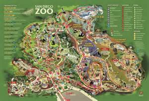 Map Of San Diego Zoo by Pics Photos On San Diego Zoo Map 2 Sea World San Diego