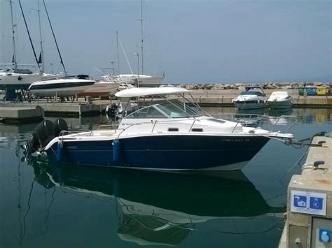 barche cabinate usate karnic 2650 bluewater in cn colonia de sant pere