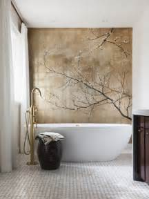 bathroom feature wall ideas minosa elements of the modern bathroom pt2 freestanding