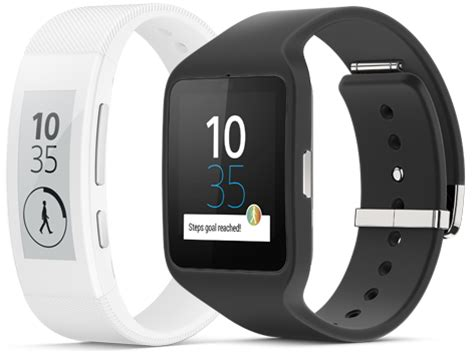 Smartwatch Sony Swr30 Sony Smartband Talk Swr30 Launched With 1 4 E Paper Display At Ifa 2014