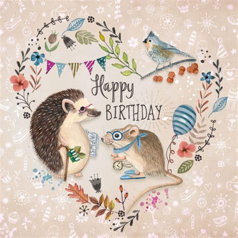 afbeelding bloemen met dier felicitatie dieren bloemen verjaardagskaarten kaartje2go