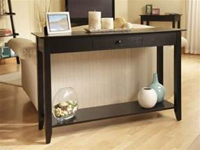 accent console tables console table entryway accent stabbedinback foyer best