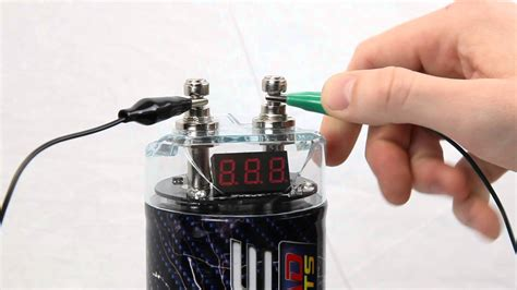 audio system capacitor how to install a car audio capacitor