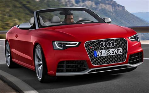 convertible audi 2013 2013 audi rs 5 cabriolet priced at 78 795 w video