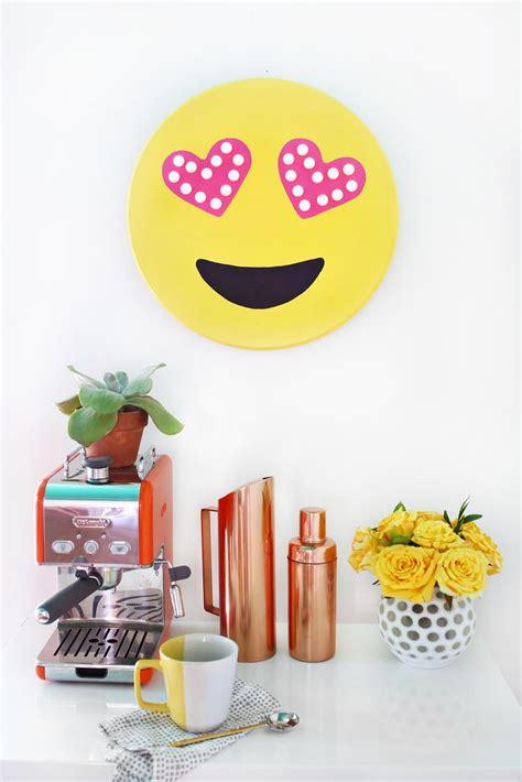 kitchen emoji 18 emoji diys that will put a smile on your face