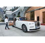 Beautiful Photo Gallery Of The New Rolls Royce Phantom VIII
