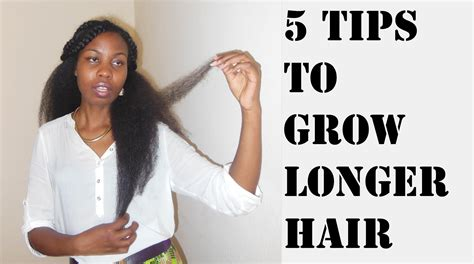 how to grow afro hair on the top while shaving the sides 5 tips how to grow long natural hair fast with minimum