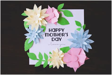 Printable Mothers Day Crafts