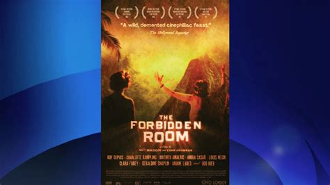 The Forbidden Room by Maddin Evan Johnson Win 100 000 Toronto Critics