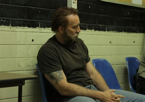 review nicolas cage in fine gritty form as a hard living review joe