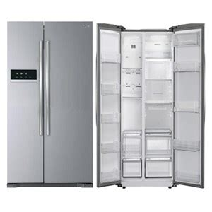 Lemari Es Lg Side By Side jual lemari es side by side lg 581 liter gc b207glqv