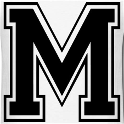 letter m layout letter m t shirts spreadshirt