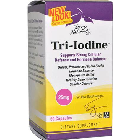 Iodine Detox Symptoms Acne by Iodine Living Warehouse