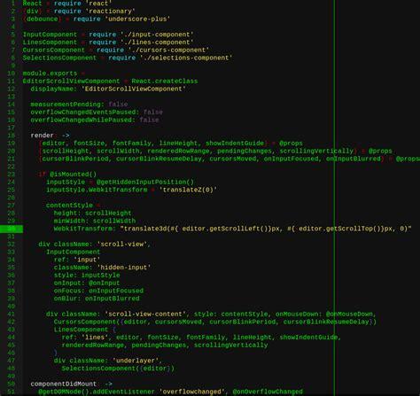 pc themes address terminal syntax