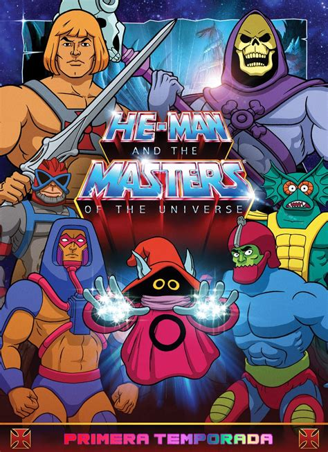 imagenes he man amos universo he man and the master of universe 1983 identi