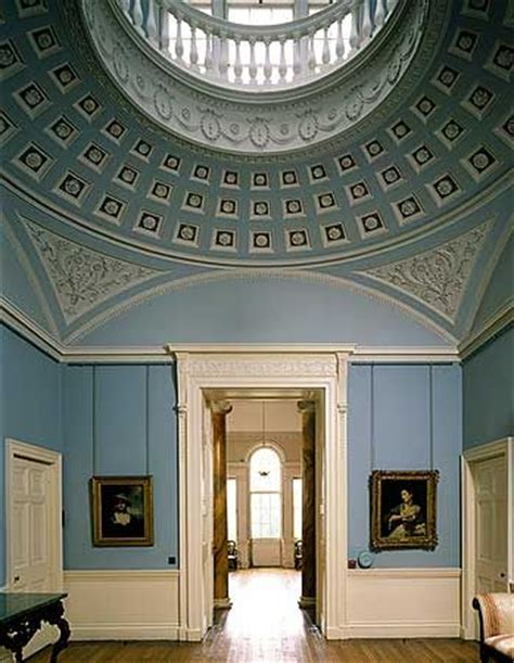 Kenwood Interiors by Kenwood House By Robert Georgian Palladian
