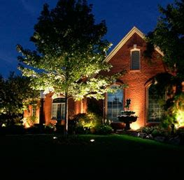 Encore Landscape Lighting Lighting Backyard Living