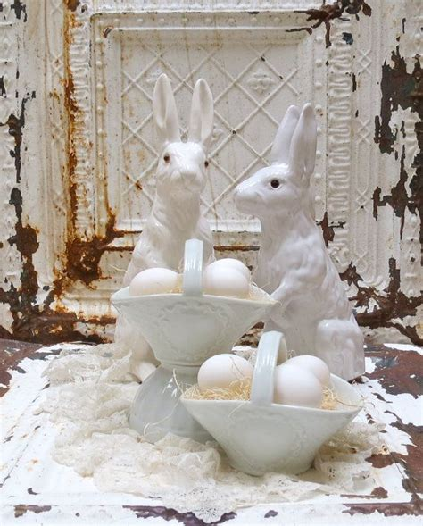 133 best images about easter chic and shabby on pinterest
