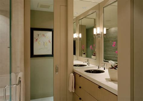 doors for small spaces your best options when choosing a bathroom door type