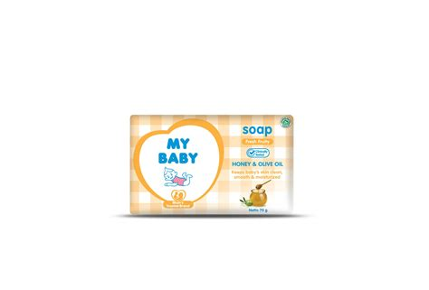 My Baby Soap Fresh Fruity 70 Gram jual lactacyd baby 150ml sabun mandi bayi prosehat