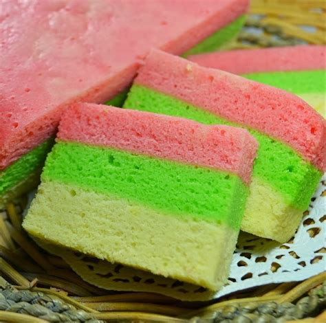 cara membuat bolu bolu kukus pandan cake ideas and designs