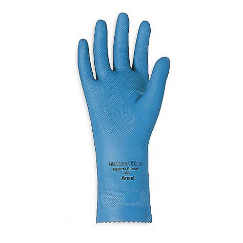 girar imagenes latex ansell guantes r a qu 237 micos t 7 azul pr pq12 guantes
