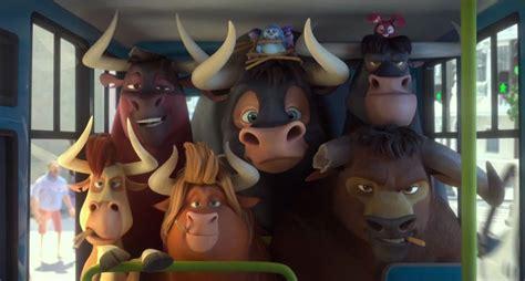 film ferdinand the bull ferdinand official trailer cgmeetup community for cg