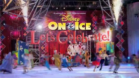 disney  ice presents lets celebrate youtube