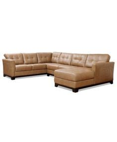 Martino Leather Sectional Sofa by 1000 Ideas About Brown Sectional On Brown Sectional Sofa Sectional Sofas And