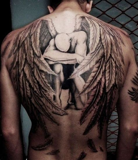 fallen angel tattoos for men trends beste tattoos the fallen