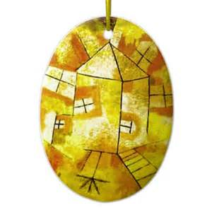 Revolving house double sided oval ceramic christmas ornament zazzle