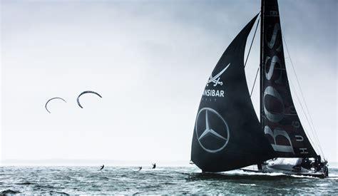 mercedes benz  onboard  alex thomson racing mercedesblog