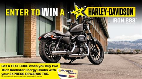 Harley Davidson Giveaway - harley davidson visa free ride sweepstakes win one of autos post
