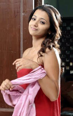 trisha bathroom hot images hot actrees trisha bathroom stills