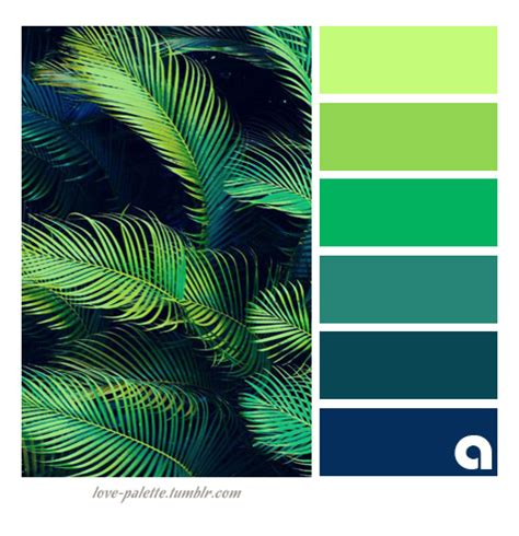 blue and green combination palettes of life love of color hues of feelings colors