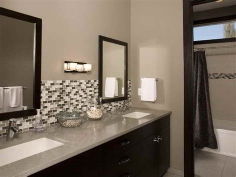 bathroom vanity backsplash ideas bathroom backsplash ideas top bathroom tile
