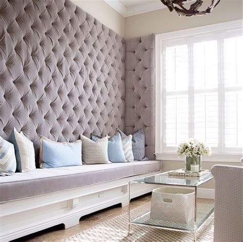 banquette seating ideas the 25 best upholstered walls ideas on pinterest