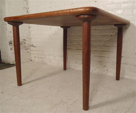 teak dining table by knoll for sale at 1stdibs