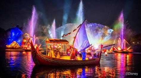 Rivers Of Light Now Open At Disney S Animal Kingdom The Light Show Packages