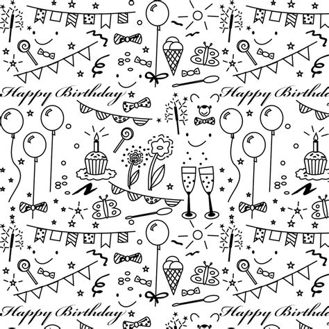 printable wrapping paper birthday free free printable birthday coloring paper ausdruckbares