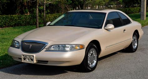 how does cars work 1998 lincoln mark viii engine control 1997 lincoln mark viii information and photos zombiedrive