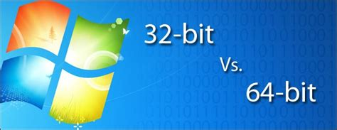 windows 64 bit vs 32 bit learn how to quickly find out how difference between 32bit and 64bit windows computer