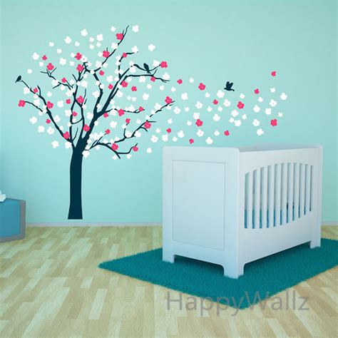 colorful wall stickers aliexpress buy large tree wall stickers colorful