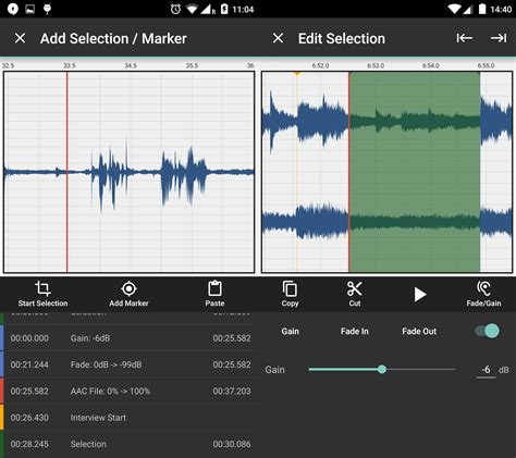 editor android auphonic auphonic edit 1 0 audio editor for android