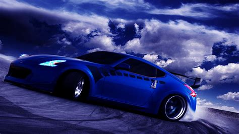 Wallpaper Blue Car | blue car wallpapers wallpaper cave