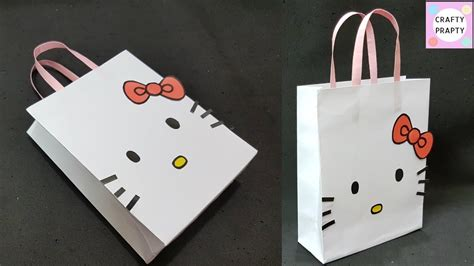 How To Make Paper Goody Bags - how to make paper bag diy hello paper bag diy paper