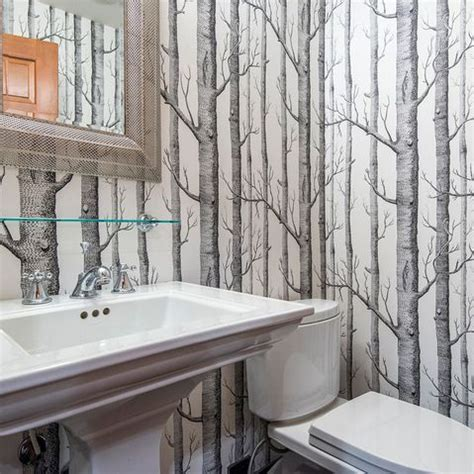 Bathroom Remodel Ideas Birch Tree Wallpaper Design Ideas Pictures Remodel And