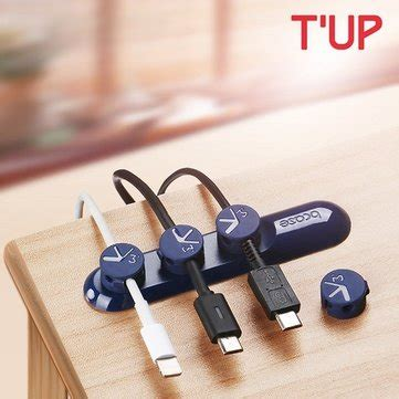 Penggulung Kable Cable Cord Holder Sca015 bcase tup magnetic desktop cable cord management tiny 3 size in 1 wire cable organizer