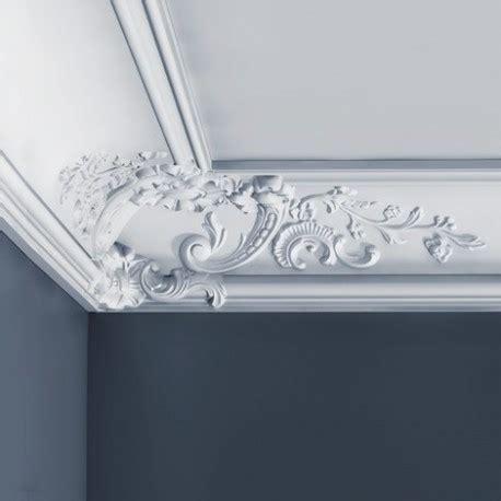 Stuckleisten Polyurethan by Grande Moulure Plafond Avec D 233 Cor Baroque Polyur 233 Thane